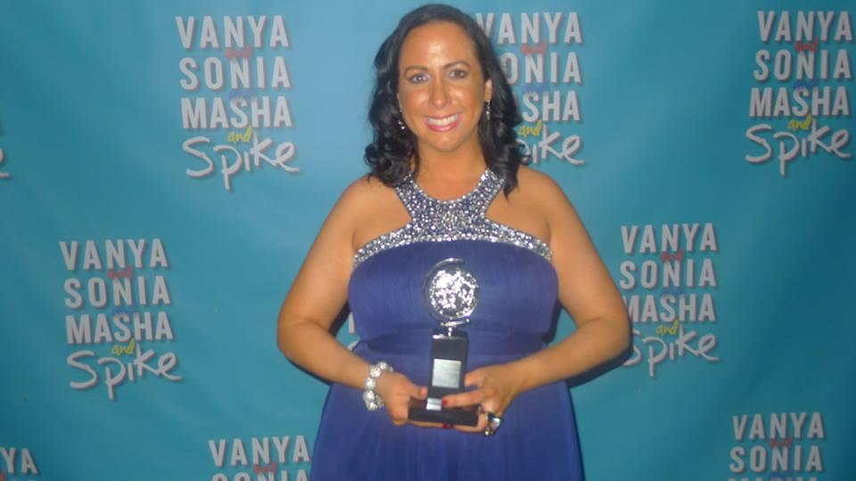 Alycia Kaback Tony Award Winner