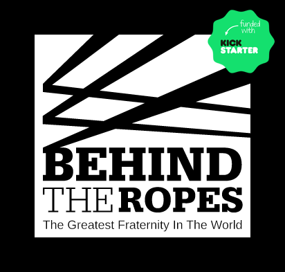 Behind the Ropes