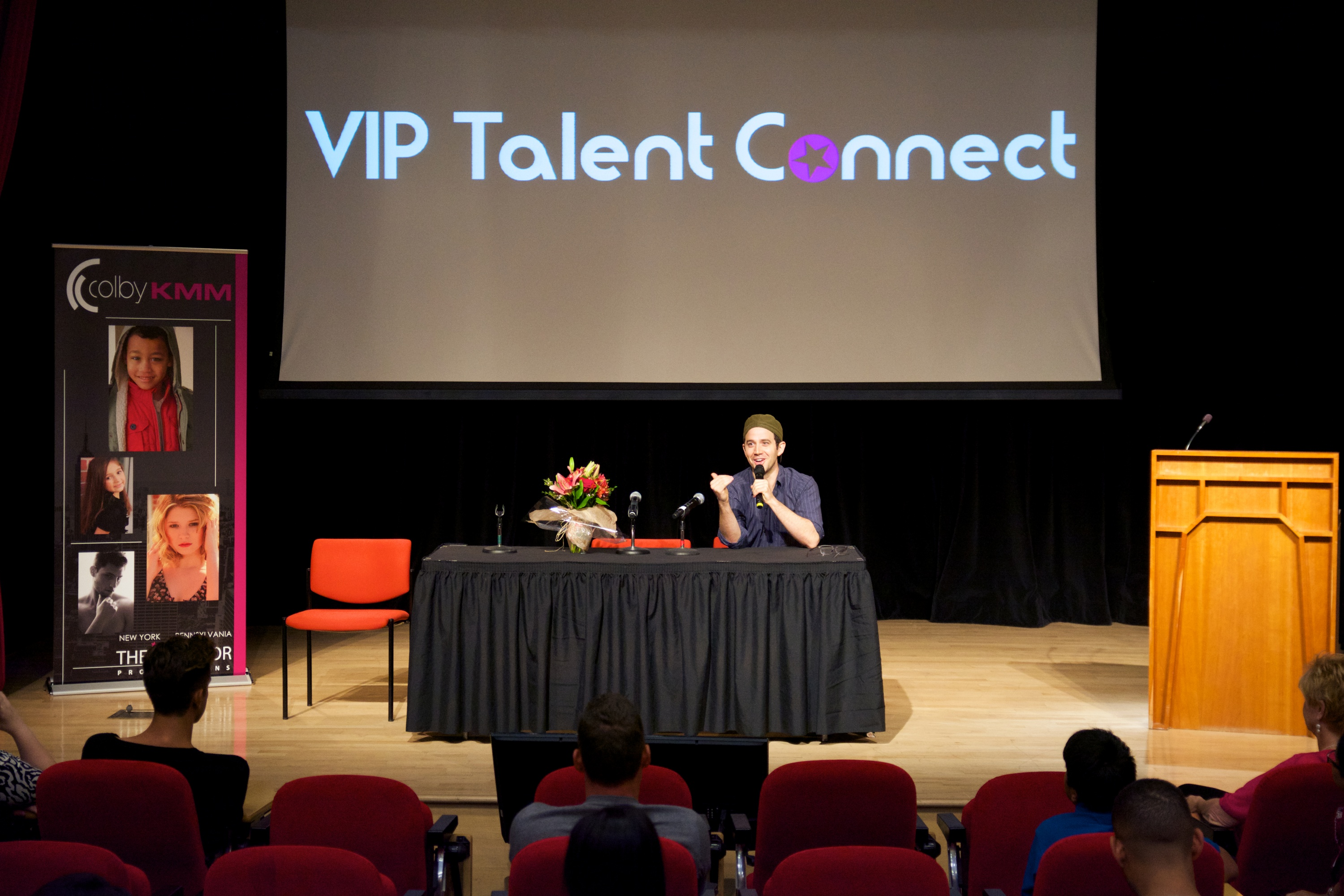 Recap of the 2014 VIP Talent Connect Networking Event at ...